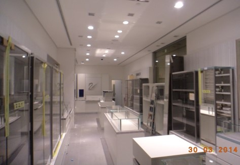 0a46568387344 Implantação de loja Swarovski no shopping Iguatemi Alphaville - JRJ ...